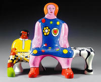 SAINT-PHALLE Niki (de) : © 2002 Niki Charitable Art Foundation / ADAGP, Paris 2015