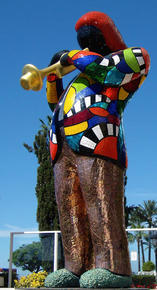 SAINT-PHALLE Niki (de) : © 1999 Niki Charitable Art Foundation / ADAGP, Paris 2015