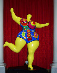 SAINT-PHALLE Niki (de) : © 1995 Niki Charitable Art Foundation / ADAGP, Paris 2015