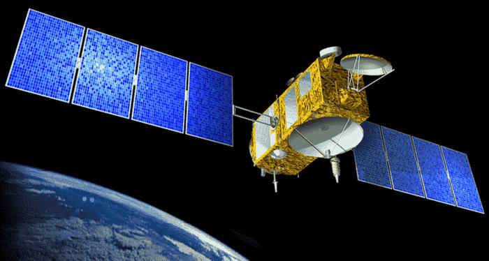 Le satellite Jason ( provenance NASA)